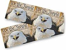 TropicalLife BGIFT Amerikanische Flagge Adler