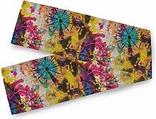 TropicalLife BGIFT Ethnischer Vintage Tie Dye
