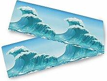 TropicalLife BGIFT Galaxy Ocean Sea Wave
