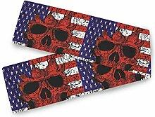 TropicalLife BGIFT Retro Amerikanische Flagge