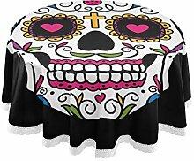 TropicalLife Bgift Tischdecke mit mexikanischem