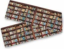 TropicalLife BGIFT Vintage Bücherregal Buch