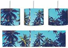 Tropische Palmen inkl. Lampenfassung E27, Lampe