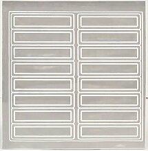 Troy Sicherheits-Aufkleber, Vinyl,