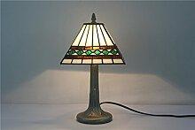 TRRE-8-Zoll-Glaslampe modernen minimalistischen Schlafzimmer Nachttischlampe