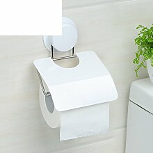 TRRE-Toilettenpapier-Boxen/Kreativ Saugnapf