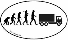 Trucker LKW Fernfahrer Logistik Truck EVOLUTION