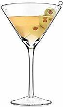 True Manhattan Martini-Glas, transparen