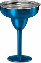 True North Isoliertes Margarita-Glas, Blau