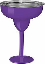 True North Isoliertes Margarita-Glas (Sport Purple)