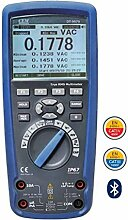 True RMS Multimeter mit Bluetooth: CEM DT-9979