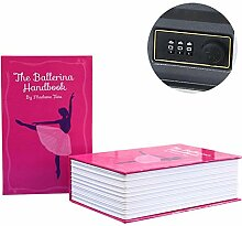 True-Ying Mini Home Passwort-Buch
