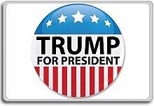 Trump For President - 2016 U.S. presidential election fridge magnet - Kühlschrankmagne