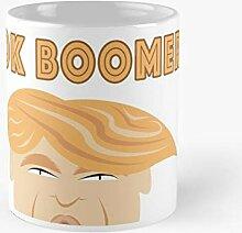 Trump Political Boomer President Sucks Racist Ok
