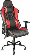Trust GXT 707R Resto Gaming-Stuhl (Ergonomisch mit Höhenverstellbare Armlehnen) ro
