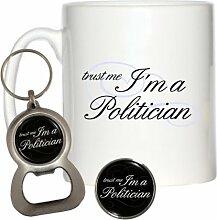 Trust Me I 'm a Politician 283,5Gram Tasse,