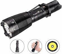 TrustFire T4 LED-Taschenlampe, 1000 Lumen, IPX8