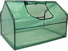 TrutzHolm® Foliengewächshaus 103x62x63cm