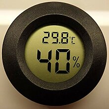TS-W0032 Digital Cigar Humidor Hygrometer