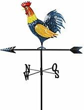 TS Wetterhahn, Gardendeco Windanzeiger Hühner