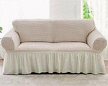 TSSCY Sofa Überwurf Sofabezug Couch schutzhülle