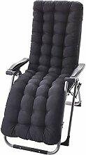 TSSCY Terrasse Chaise Chaise Lounge Kissen Mit