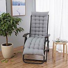 TSSCY Terrasse Chaise Lounge Kissen Mit Bänder,