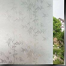 TT&CC Gefrostet Bambus Blatt schiebetür Balkon