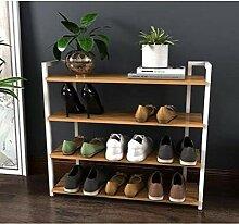 TT&D Schuhregal Einfacher Kleiderbügel aus
