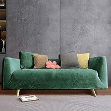 TTJJ Plüsch Stretch Sofabezug, Extra Weiche Dicke