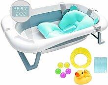 TTSkying Ergonomische Babybadewanne Kinderbad mit