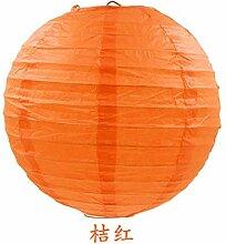 TTYAC 4-16inch (10-40cm) Chinesische Papierlaterne
