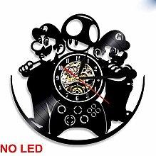 TTZSE LED LED Vinyl Wandlampe mit Fernbedienung