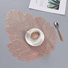 Tua PVC-Palmblatt-Tisch-Set,
