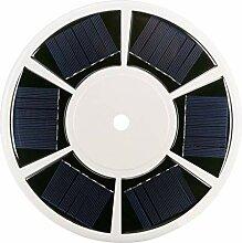 Tubayia 42 LED Solar Fahnenmast Licht Fahnenstange