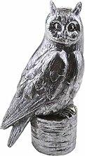 Tubayia Harz Eule Figur Statue Tierfigur