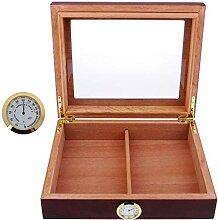 Tubayia Zigarren Humidor Zigarren Aufbewahrungsbox
