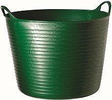 Tubtrug Gartenkorb, flexibel, groß, 38l 42 Litre grün