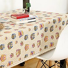 Tuch Kleine Frische Tapete,Garten Rechteckig Baumwolle Leinen Quadrat Tuch,Einfaches Modernes Tuch-O 150x150cm(59x59inch)