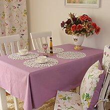 Tuch Tischwäsche Tischläufer,Esstisch Tuch Stoff Baumwolle Garten Sitzbezüge,Bugaboo Der Couchtisch-E 100x145cm(39x57inch)