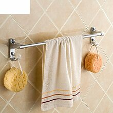 Tuchstab/Bad-Accessoires/Das Bad Handtuchhalter