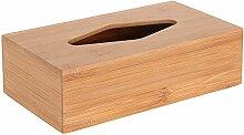 Tücher-Box, Taschentuchspender, Bambus-Box,