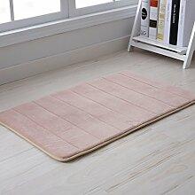 Tür badezimmer non-slip mat,badezimmer mit wohnzimmer crow pad-H 50x80cm(20x31inch)