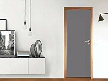 Tür-Designfolie - schmale Tür Rahmeninnenseite