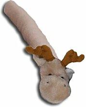 Tür Draft Tier Stopper 90cm 81,3cm schwere Fenster oder Tür Draft Blocker, Löwe, Esel, Affe, Schaf, Elefant, Hase, Reh, Tiger, Bär, Hund reh / hirsch