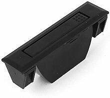 Tür-Fenster-Kunststoff-Rechteck-Push-Pull-Schwarz-Handgriff