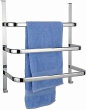 Tür-Handtuchhalter, Halter für Handtücher,