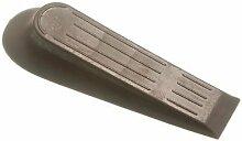 Tür Jam Stop- Wedge Kunststoff Grau ( Packung mit 24)