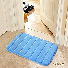 Tür Matte Matten Bad Fußmatte 80 x 120 cm, 2.005 Streifen