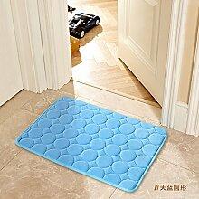 Tür Matte Matten Badezimmer Matten, 60 × 90 cm, 2.005 Yen